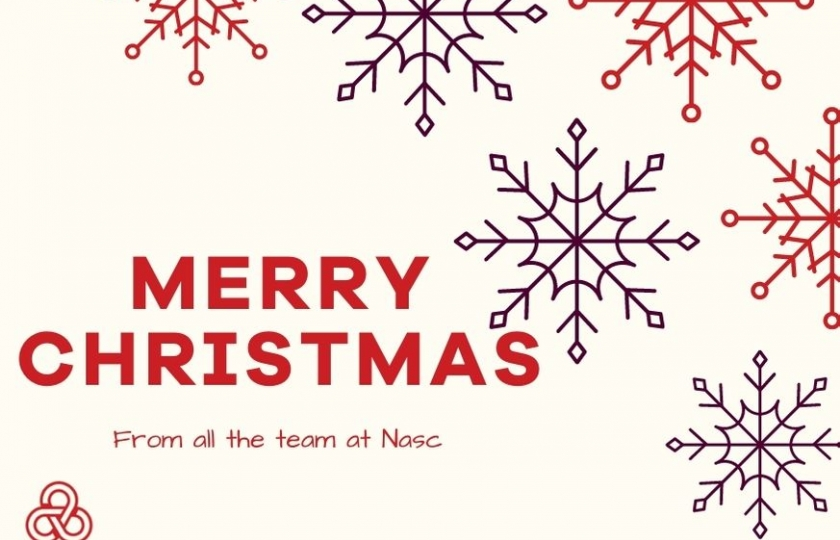 Christmas Card Nasc